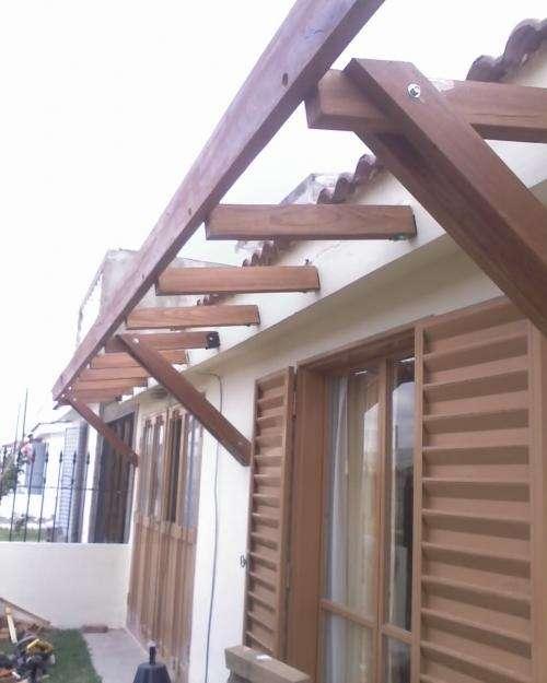 Fotos de techos de maderas c rdoba oficios reformas - Fotos techos de madera ...