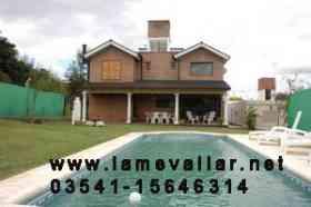 Fotos de Casa de categoria  pileta 3 dormit,aire acondic- Carlos Paz mts lago