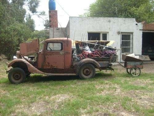 Resultado de imagen para pick up antiguas para restaurar en venta