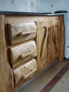 Muebles Rusticos De Campo - Decoración Del Hogar - Prosalo.com