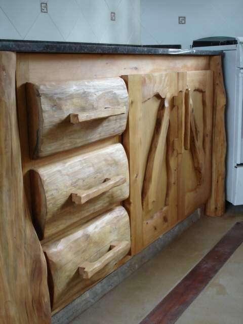 Fotos de muebles de cocina de estilo campo buenos aires for Muebles de cocina rusticos fotos