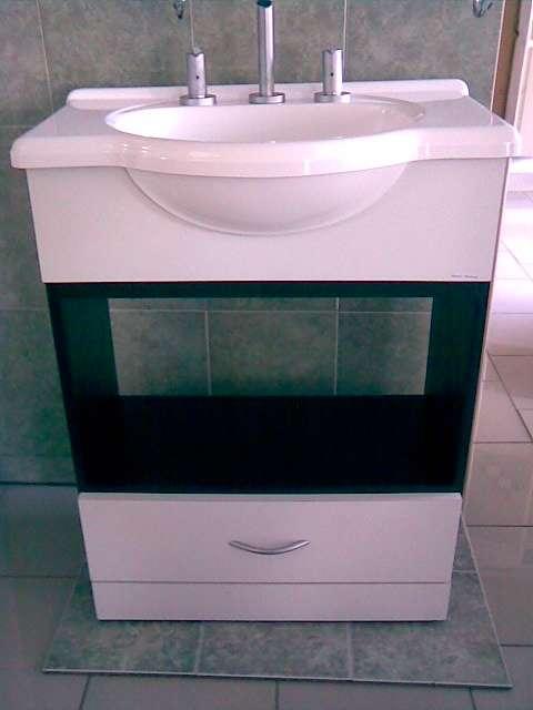 Fotos de amoblamientos para ba o cocina y lavadero for Lavadero para bano