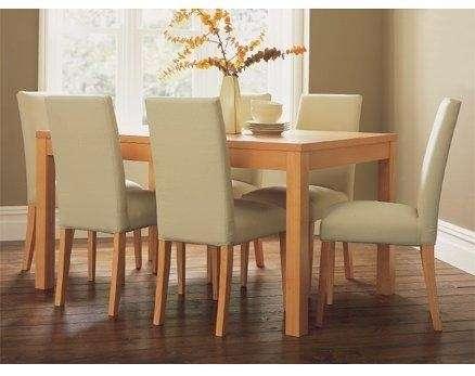 Fotos de mesa asia con sillas tapizadas oferta imperdible buenos aires buenos aires - Sillas provenzal tapizadas ...