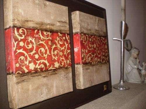 Cuadros modernos con texturas top cuadros arte moderno for Vendo papel pintado