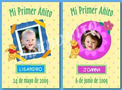 Diseños De Tarjetas De Invitaciónes Infantiles Imagui
