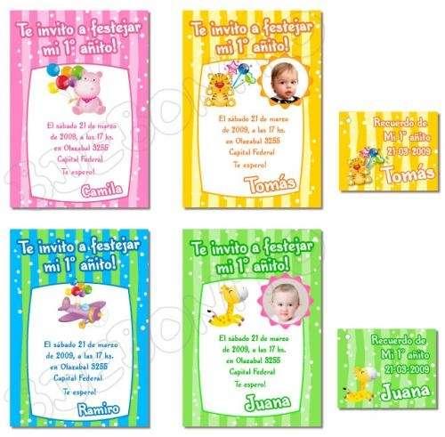Invitación Cumpleaños Infantil Personalizada Gratis Imagui