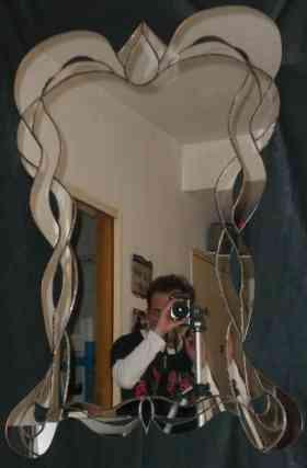 Fotos de espejo vitraux estilo tiffany