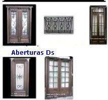 Fotos de puertas de madera usadas aberturas ds buenos - Puertas usadas de madera ...
