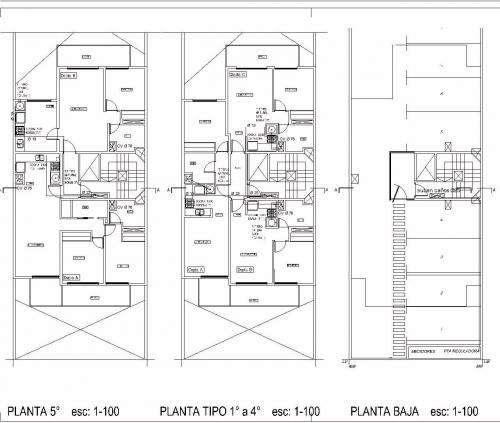 Fotos de planos municipales mano de obra especializada for Planos de construccion