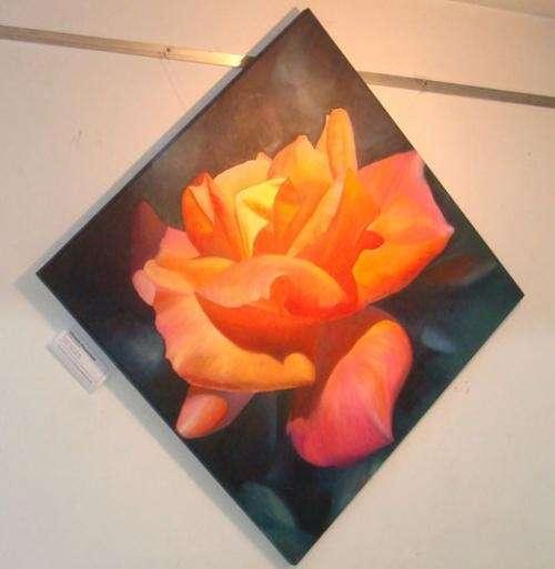 Cuadros pintados a mano en oleo imagui for Imagenes de cuadros modernos
