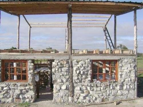 Construccion caba as de madera quebracho colorado pictures - Construccion casas de piedra ...
