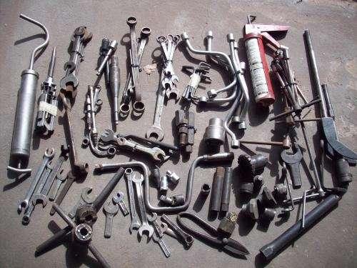 Herramientas de taller mecanico usadas
