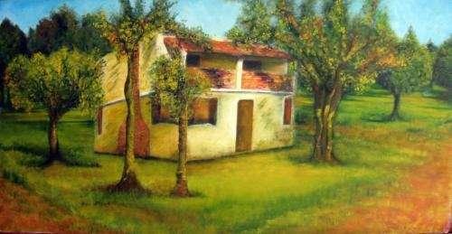 Cuadros en acrilico y oleo imagui - Pinturas acrilicas modernas ...