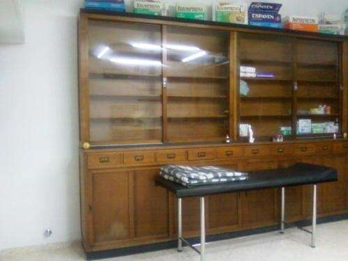 Muebles de farmacia en Santa Fe, Argentina - Muebles