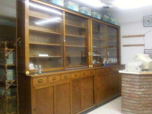 Muebles farmacia idee per interni e mobili for Muebles para farmacia