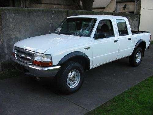 Camionetas Chocadas Ford Ranger