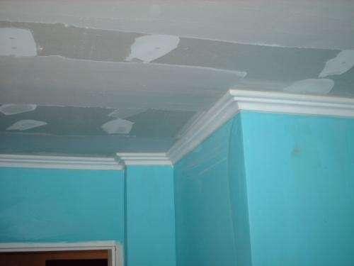 Molduras decorativas el dise o de su casa de sus sue os - Molduras para techos interiores ...
