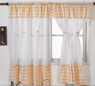 Modelos cortinas de tela for Modelos de cortinas de tela