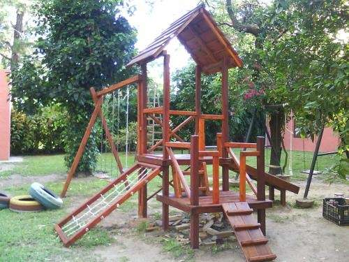 Juegos de madera para ni os imagui for Cabanas infantiles en madera