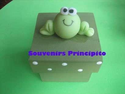Fotos de Porcelana fria souvenirs-adornos para tortas 3