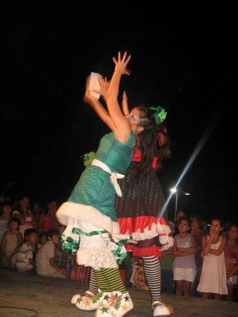 Fotos de Circo infantil para escuelas colegos particulares rosario 3