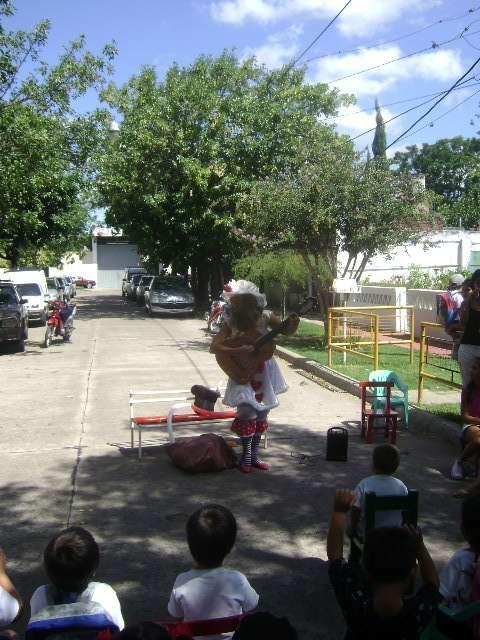 Fotos de Circo infantil para escuelas colegos particulares rosario 1