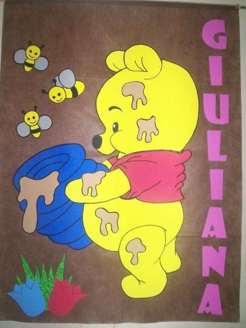 Dibujos en goma eva para bebé - Imagui
