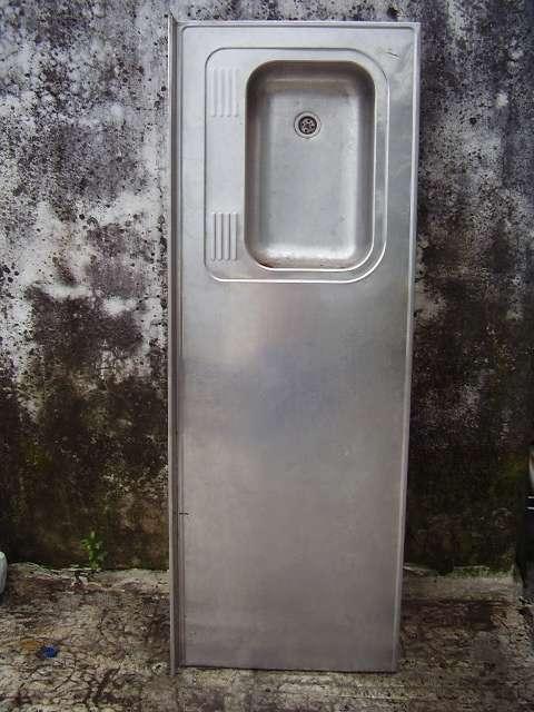 Bachas Para Baño En Buenos Aires:Mesada acero inoxidable con bacha en ...
