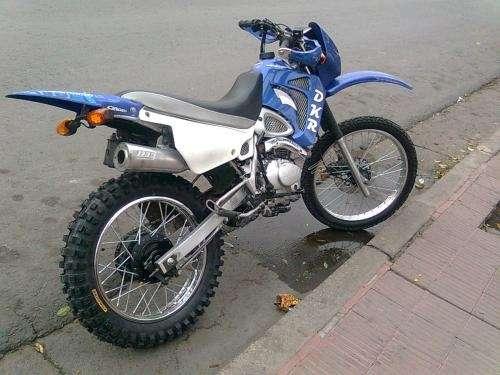 Vendo Moto Dakar Tipo Enduro