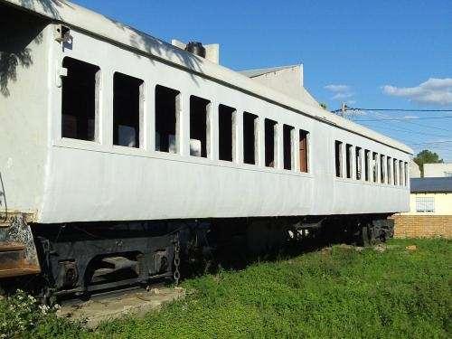 Vagones de tren