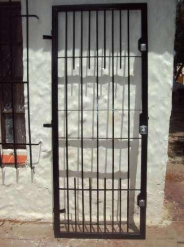 Rejas para puertas con las mejores colecciones de im genes - Rejas de seguridad para puertas ...