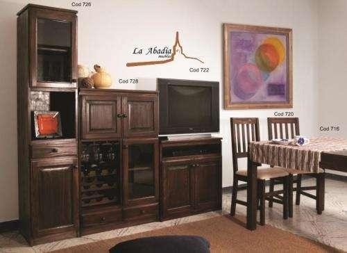 Fábrica de muebles para el hogar en madera maciza en Santa Fe