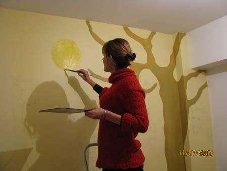 Pintor de murales infantiles en argentina imagui - Cuadros para habitaciones de ninos ...