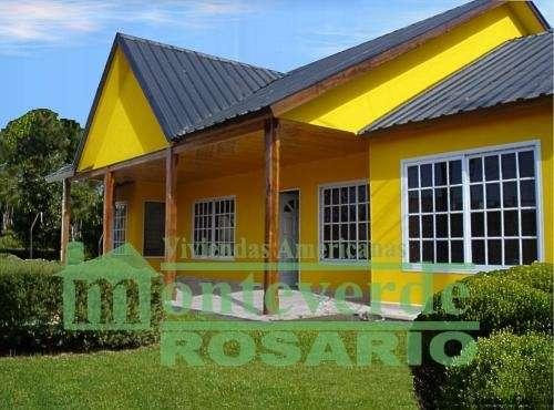 Fotos de casas prefabricadas en santa fe auto design tech - Casas prefabricadas llave en mano ...