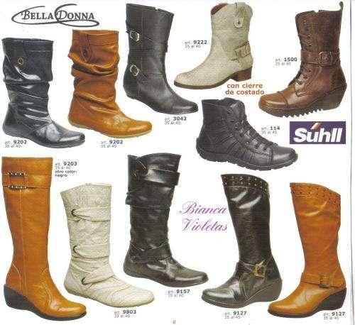 Venta de calzado por catalogo