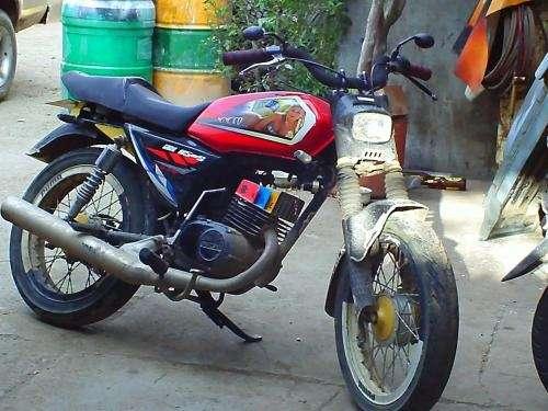 Fotos de motos ax 100 26