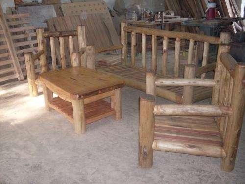 Muebles rusticos de madera fotos 20170726150406 for Muebles rusticos de madera
