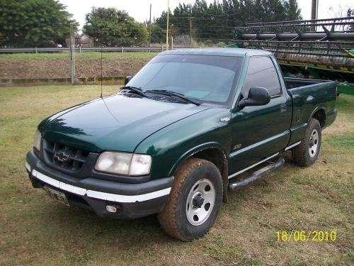 Camioneta s10