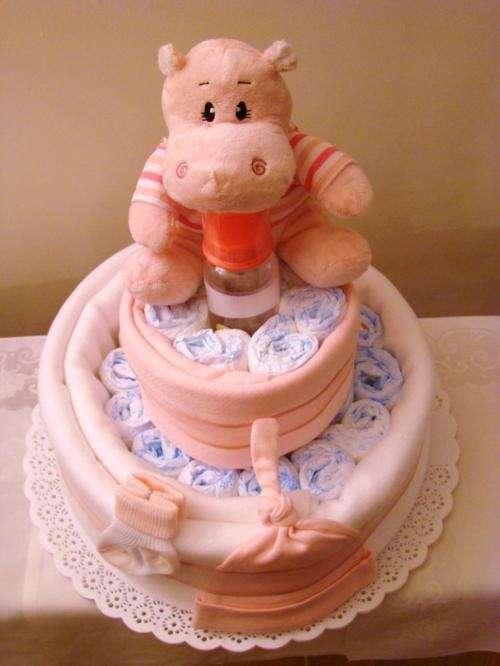 Tortas para nacimientos - Imagui