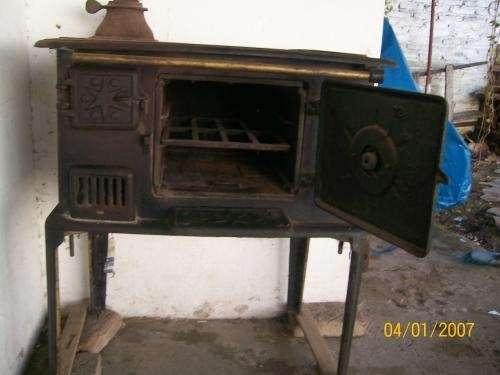 Vendo antigua cocina a le a pictures to pin on pinterest for Cocina economica a lena