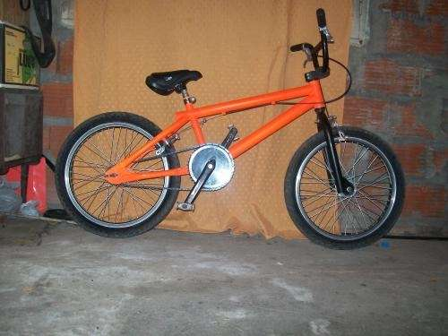 Bici BMX mammoth 1