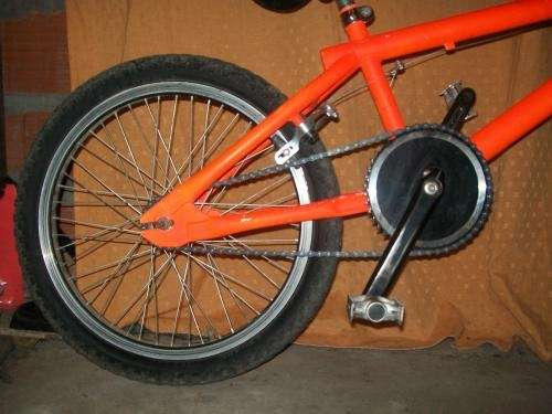 Bici BMX mammoth 3