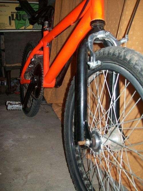 Bici BMX mammoth 4