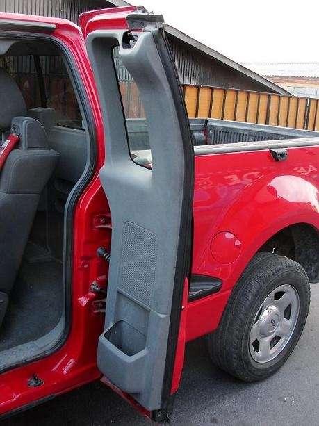 vendo camioneta ford f 150 en chile en santiago del. Black Bedroom Furniture Sets. Home Design Ideas