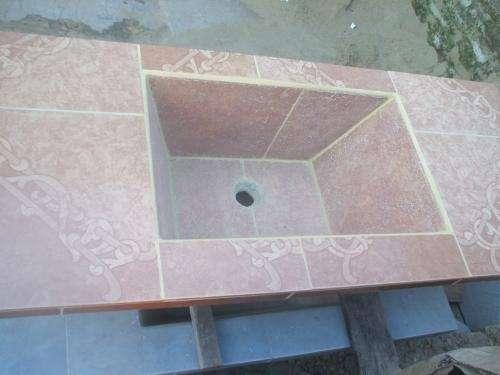 Muebles lavadero leroy merlin good decoraci n con muebles Lavadero ceramica