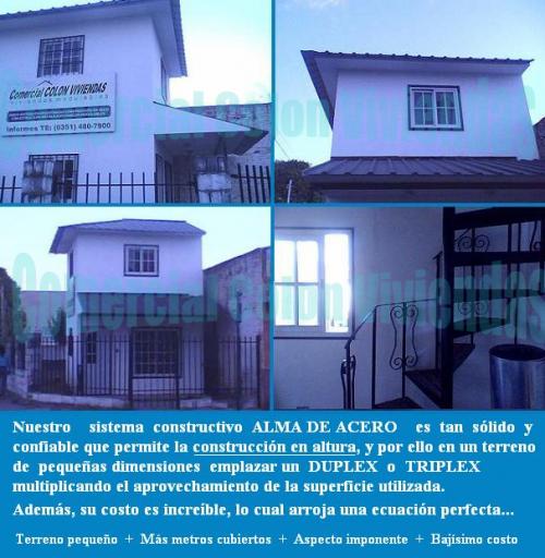 Casas metalicas prefabricadas images - Casas con estructura metalica ...