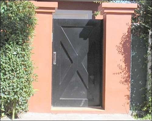 Portones corredizos en compra venta en argentina alamaula for Puertas y ventanas usadas en rosario