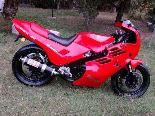 carrera moto: