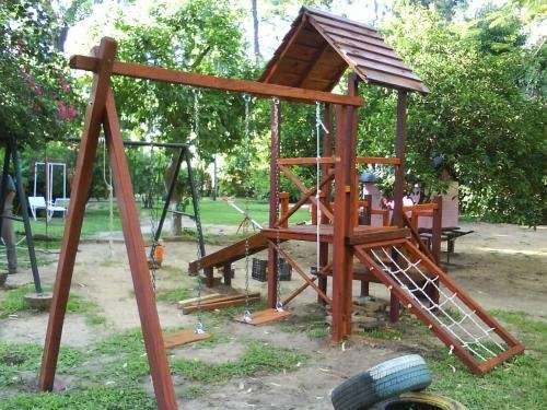 Fotos de Cabañas para chicos y juegos infantiles en Santa Fe