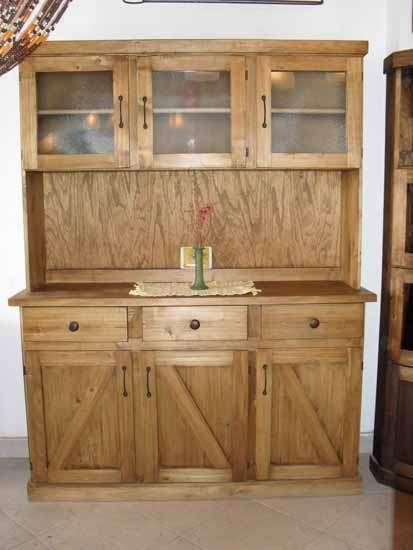 Fotos de muebles de cocina estilo campo - Muebles para casas de campo ...